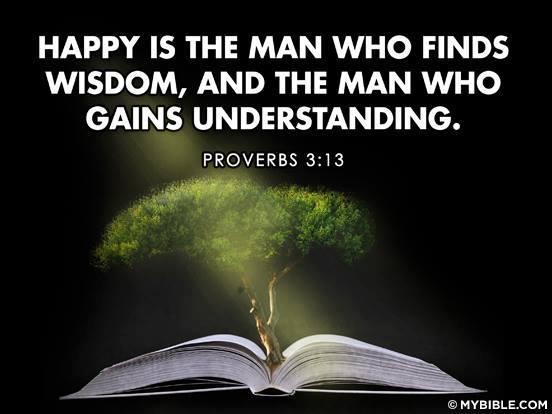 wisdom bible verse wallpaper